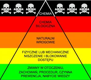 Metoda IPM na pluskwy lub w przypadku szkodników człowieka i zwierząt